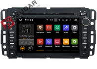 Chevy Tahoe / GMC Yukon DVD Player , In Dash Touch Screen Car Stereo With Bluetooth / Gps