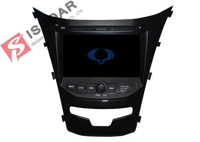 7 Inch Android Auto Double Din Car Stereo Android Play Head Unit For SSANGYONG KORANDO 2014